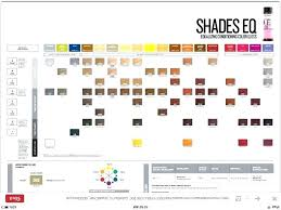 Redken Hair Color Glaze Chart Redken Shades Eq Gloss Color