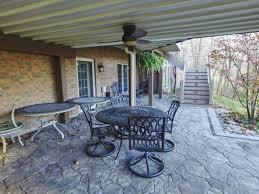 patio under decks
