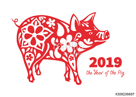 Image result for chinese new year pig