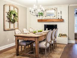 hgtv dining room table centerpieces. 28 signs you\u0027re a fixer upper fanatic | hgtv\u0027s with chip and hgtv dining room table centerpieces m