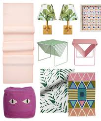 Pink And Green Home Decor Classic Decor Combos Pink And Green Designsponge