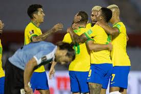 Uruguai 0 x 2 Brasil: Seleção vence mais uma e mantém 100% nas  Eliminatórias Sul-Americanas