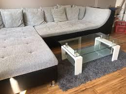 Wohnlandschaft Sofa Evtl Teppich Tisch In 22177