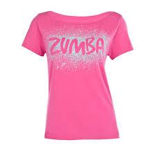 Zumba Cosmic Fancy Top Shirt Size Xs S Xl Xxl Berry