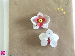 Paper Orchid Flower How To Make Quilling Paper Orchids The Papery Craftery