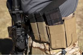 Magazine Belt Holder Double Pistol Belt Pouch Double Pistol Mag Pouch Blue Force Gear 3