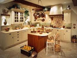 ... Decorating Kitchen, White Rectangle Traditional Wooden Kitchen Decor  Themes Ideas Stained Design For Kitchen Decor Ideas Kitchen, Red ...