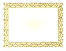 diploma border template template diploma border template certificate with gold gallery