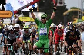 Tour de France: Mark Cavendish feiert seinen dritten Tagessieg -  Sportmeldungen - Stuttgarter Zeitung