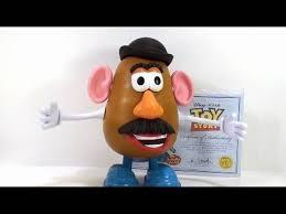 mr potato head toy story collection. Plain Potato Video Review Of The Toy Story Collection Series Mr Potatohead In Mr Potato Head L