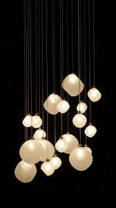 28 state of the art pieces of etherial lighting design