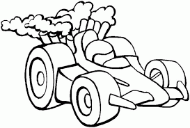 Click on the coloring page to open in a new window and print. Race Car Coloring Pages Free Coloring Home