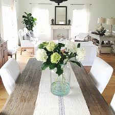 dining room furniture ideas. interesting ideas a fresh neutral living country look with white accessories if you  like this pin  dining room table runner ideasdining  throughout furniture ideas