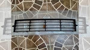 <b>Решетка радиатора нижняя</b> Skoda Octavia A7 купить в ...
