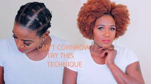 How To Easy Install Crochet Braids