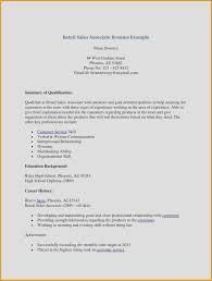 Sales Associate Sample Resume Sales Executive Resume Unique 20 ...
