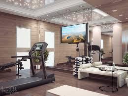 Stylish Home Gym Interior Design Ideas Home Gym Interior Design