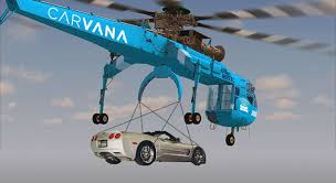 Carvana Vending Machine Atlanta Magnificent Carvana To Introduce Air Deliveries For Vehicles Through CarCopters