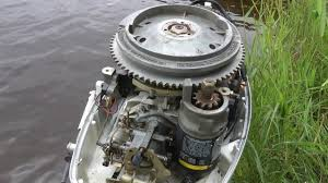 getting an old outboard motor running part 1 basic overview