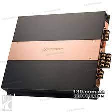 u-Dimension Jr.5-390 — car amplifier