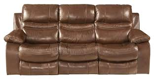 image is loading lay flat power reclining sofa in walnut id