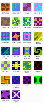 76 best Barn Quilts images on Pinterest | Children, Artworks and Box & Traditional Quilt Block Patterns Good to know for making barn quilts Bear  paw monkey wrench wild goose Adamdwight.com