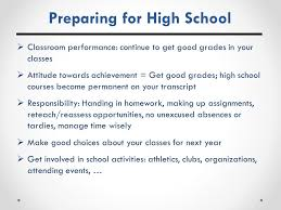 How To Make Good Grades Sherwood High School Welcome Shs Class Of Tonight We Will