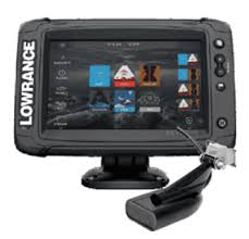 Lowrance Charts Lowrance Elite 7 Ti2 Combo With Hdi Transducer C Map Us
