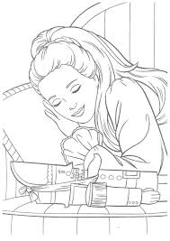 Small Picture Barbie Fashion Coloring Pages Miakenasnet