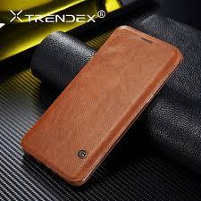 Кожаный <b>чехол X-Level для</b> samsung Galaxy S10 + Note 10 Plus ...