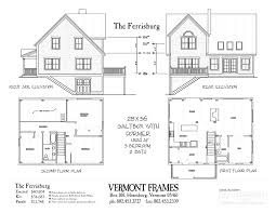 house plan beam and post homes timber frame homes post and beam home kits