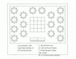 022 Restaurant Seating Chart Template Excel Ideas Wedding