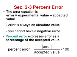 section 2 3 uncertainty in data define and compare