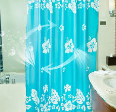 fun shower curtains for adults. Good Quality Blue Flower And Leaf Fun Shower Curtains For Adults