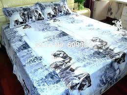 trolls queen size bedding wolf bedding sets full wolf bedding set standard size wolf sheets twin and full size wolf