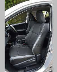 toyota rav4 4th gen black chairman grey seat covers