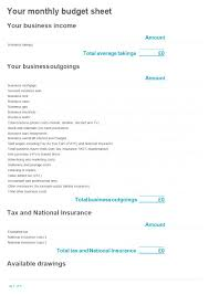 Budget Expense Sheet 37 Handy Business Budget Templates Excel Google Sheets