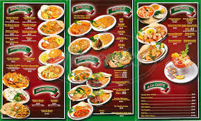 mexican food menu. Modren Food Menu For Cabrerau0027a Mexican Cuisine And Food Menu M