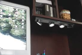 cool design wireless led under cabinet lighting rite lite lpl704 battery operated led track light