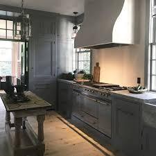 Lacanche Range in the kitchen at Little Glover // Steven Gambrel ...