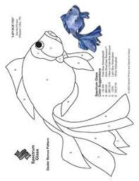 Small Picture Fish Template Angel Fish Coloring Page Lucy Learns Print Out