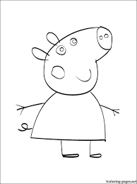 Small Picture Mummy Pig coloring page Coloring pages