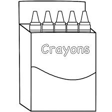 crayon coloring pages box coloring page crayon coloring pages crayons box coloring page and the