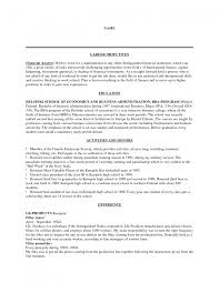 career objective financial analyst template sample resumes career objective financial analyst career objective financial analyst