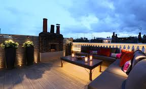 rooftop lighting. Rooftop Lighting John Cullen