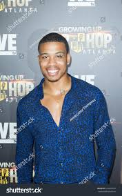 Brandon Carson Attends Red Carpet Growing Stock Photo (Edit Now) 647878540