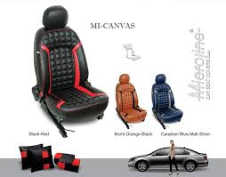 leather car seat covers in delhi ncr image 1