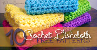 Easy Crochet Dishcloth Patterns Enchanting 48 Popular Dishcloth Crochet Patterns The Yarn Box The Yarn Box