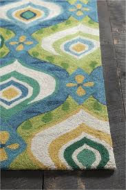 teal color area rugs inspirational ideal round blue as and yellow rug of mosbirt rugged fabulous modern outdoor s lattice plush for living room