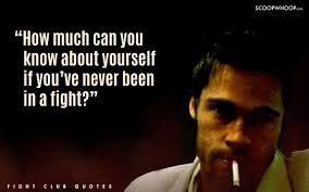 Fight Club Quotes Delectable 48 Badass Quotes From Fight Club That Teach You More About Life Than